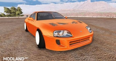 Toyota Supra [0.9.0], 1 photo